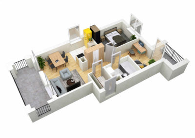 Apartament C 48.2