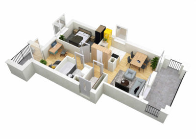 Apartament C 16.2