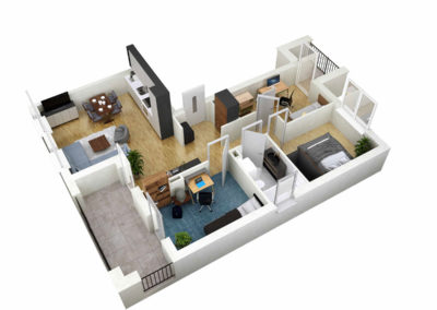 Apartament C 13.2